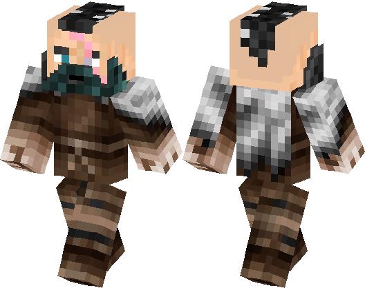 Viking skin | Minecraft Skin | Minecraft Hub | 528 x 418 png 16kB