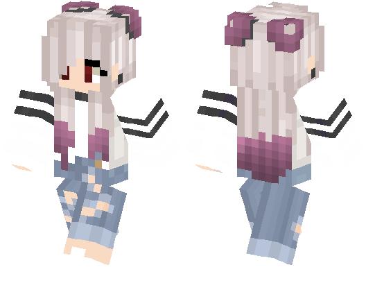 Very cool girl Minecraft Skin Minecraft Hub