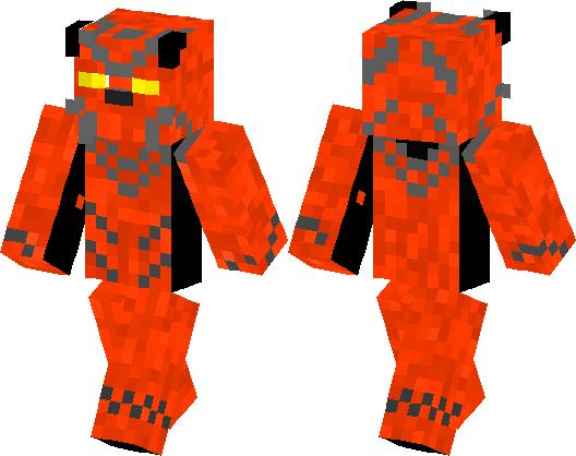 Black Panther Red Minecraft Skin Minecraft Hub
