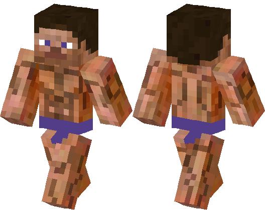 Thanos | Minecraft Skin | Minecraft Hub